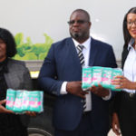 Ministry receives sanitary pads worth N$134,000 – Atlantic Catering Solutions heeds government's call