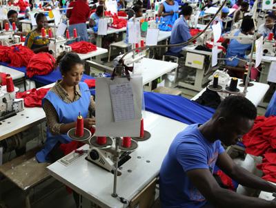 Africa's manufacturing sector – an awakening giant