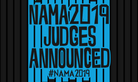 NAMA judges announced