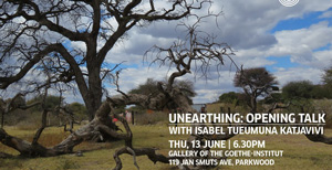 Local artist goes beyond the borders with 'unearthing' exhibition