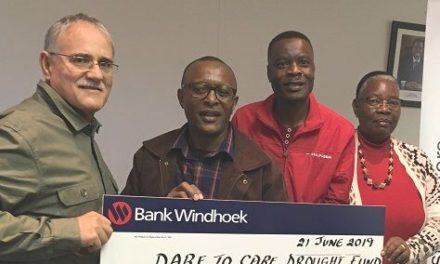 Dare to Care receives more funding to help drought-stricken farmers