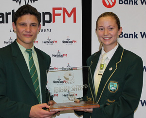 Local bank continues to support initiatives from the Afrikaans Language and Culture Association