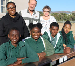 Breweries 'Desks for Education project' provides schools with conducive learning environments