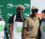 Four northern Kapana Cook-Off representatives move to next round