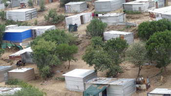 Government moves to formalise shacks – Land Tenure System pilot project kicks off