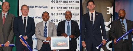 Commercial banks invest N$5.6 billion in Debmarine's N$7 billion AMV3 diamond recovery vessel