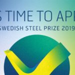 Applications for Swedish Steel Prize competition now open