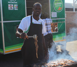 Nedbank Kapana Cook-off winner uses platform to become entrepreneur