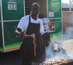Nedbank Kapana Cook-off winner uses platform to become entrepreneur