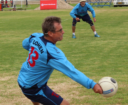 Swakopmund to host 3rd round of Fistball League