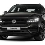 Top of the range VW Touareg now offered with Black Style Package
