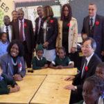 Japan hands over Augeikhas Primary's new N$700,000 school block