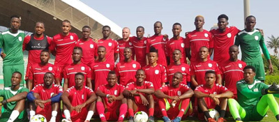 Foreign-based Starke and Nyambe blending in well with Brave Warriors – Coach