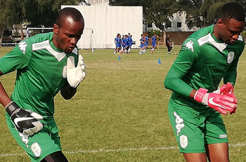 Mbazuvara, Kamberipa call for the nation's support ahead of AFCON