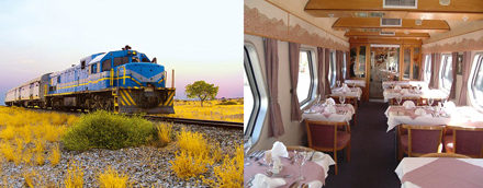 Desert Express Train set to make return end of June