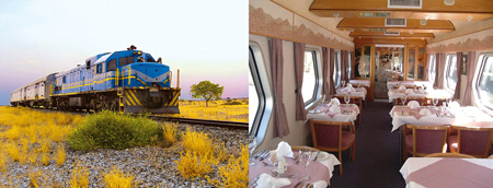 Desert Express Train set to make return end of June