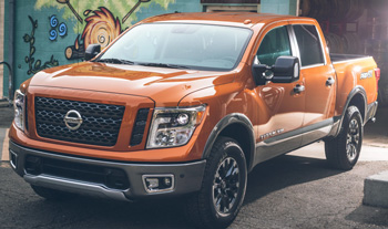 Nissan Titan ranked top pickup in J.D. Power quality study