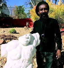 Ten-year interrogation of the figure of cattle – Exhibition by veteran artist Alfeus Mvula