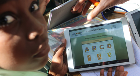 After-school programme enables learners to revise and master essential numeracy, computer skills