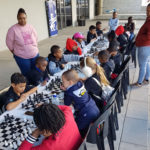 Young solutionist thinkers battle it out at 'Free for All' Chess tourney