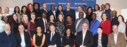 Twenty-nine middle managers at Capricorn Group graduate