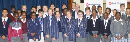 Walvis Bay cluster crowned maths champions