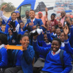 Flamingo Secondary School's science department gets boost from Namport