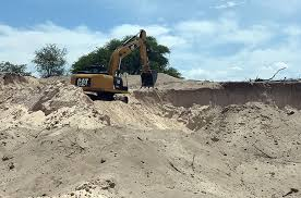 Are we burying our heads in sand? – lets talk about the sand mining industry more transparently