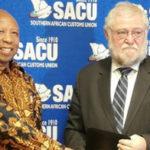 Lesotho passes SACU chairmanship baton to Namibia