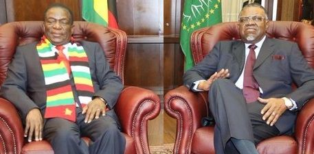 Namibia and Zimbabwe must take practical steps to boost trade – Geingob