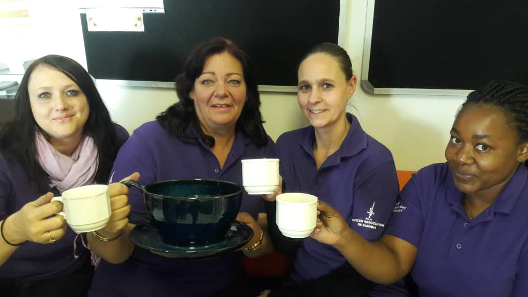 Have a tea party with friends for Cancer – Association launches #MyCupForCancer campaign