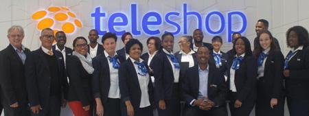 Telecom's re-designed iWay Teleshop opens its doors