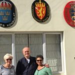 Endresen succeeds Nygaard as Danish Honorary Consul – represents also Norway and Sweden