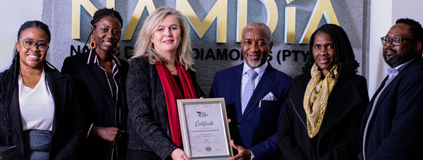 NAMDIA, Team Namibia ink agreement to enhance collaborative marketing efforts