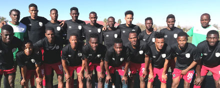 Twenty players selected for clash against Comoros