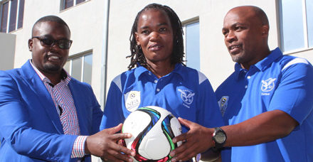 Kasaona to lead Brave Gladiators in COSAFA Cup campaign – provisional squad called up