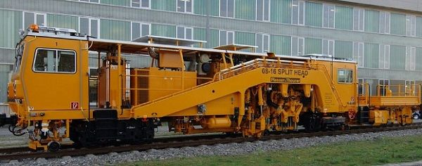 TransNamib's new tamping machine essential to maintain railway tracks' geometry