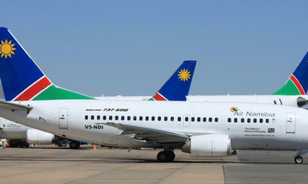 Air Namibia has no plans to terminate Frankfurt route – official