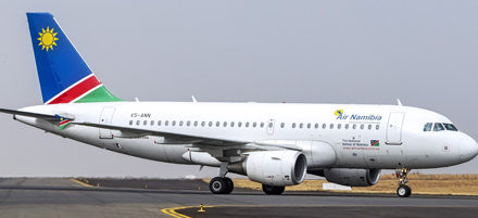 Air Namibia to increase flight frequencies on regional routes – A319 aircraft back in business after maintenance checks