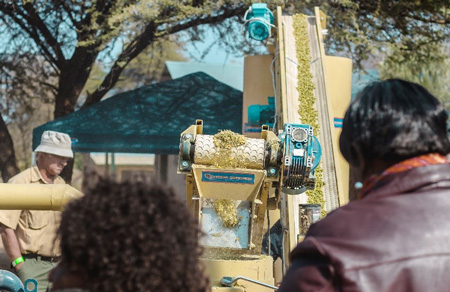 Biomass Technology Expo attracts great interest – N$1 million worth of equipment, products, and services sold