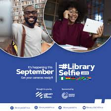 'Take a selfie in a library' campaign aims to resuscitate libraries across Africa – Entries open on 1 September