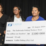 Cadilu Fishing gives back to its employees amid tough economic climate
