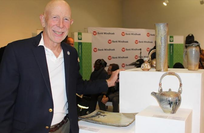 Hands engineered to mould masterpieces – Hunter retains the premier potter title