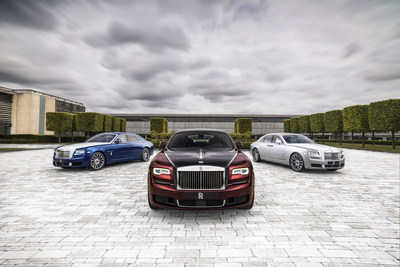 Rolls-Royce reveals new Zenith collector's edition of the Ghost – only 50 to be built