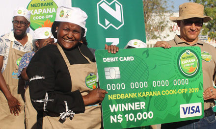 Nedbank Kapana Coof-Off champion crowned – Takes home a mobile food truck