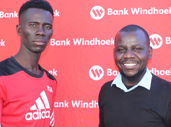 Otjomuise Soccer League gets assistance from local bank