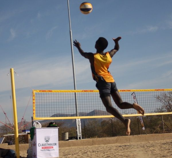 Kangandjera and Schurz dominate Clausthaler Grand Prix beach volleyball tournament