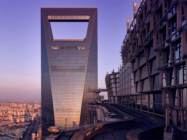 World Financial Centre offers a window on and appreciation of the depth of Chinese capability
