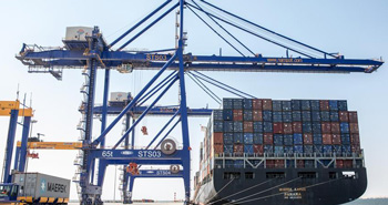 Namport assets reach N$7.6 billion mark following recent container terminal inauguration