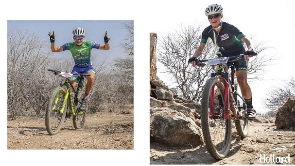 MTB Dirt Attack claims its victims, Coetzee and Doman dominate